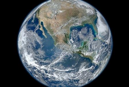 پاسخ ناسا به مدعیان مسطح بودن کره زمین