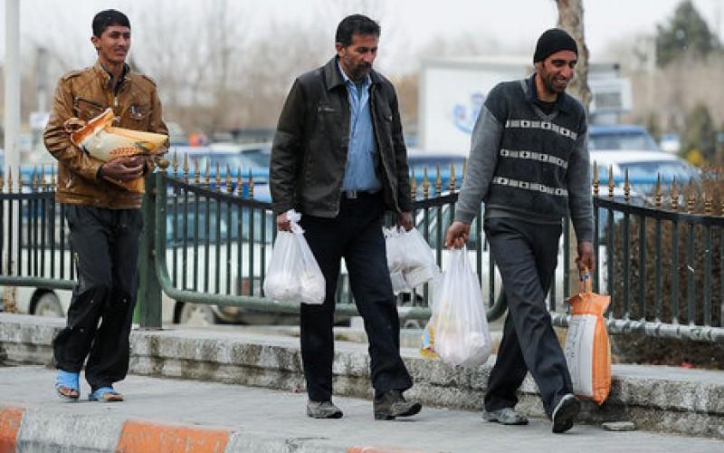 درخواست توزیع سبد کالای اساسی برای کارگران