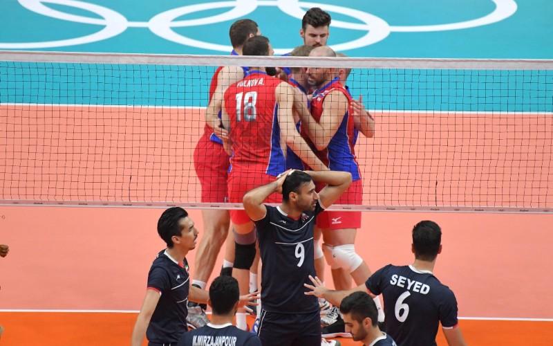 تاریخچه رویاروییهای والیبال ایران و روسیه