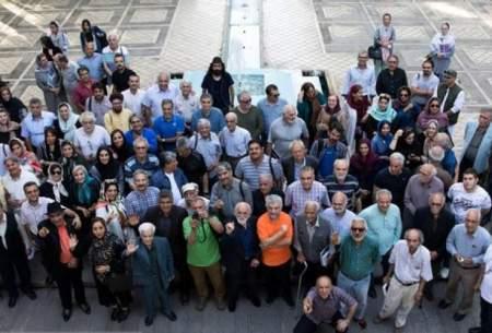 شبی نقرهای برای فیلمبرداران سینمای ایران