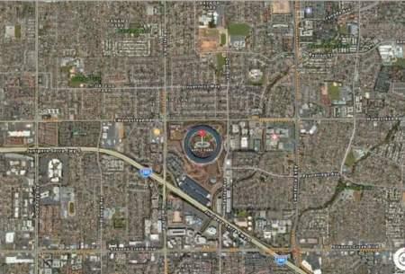 رونمایی از نسخه جدید نقشههای اپل