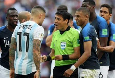 اولین فینالیست جام جهانی؛ علیرضا فغانی