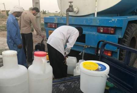 انتقال آب با تانکر نیاز مردم را تامین نمیکند