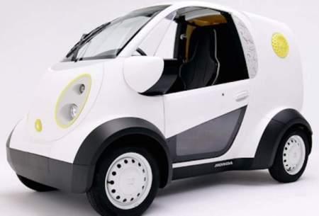 """""""هوندا"""" خودروی الکتریکی میسازد"""