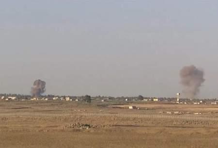 اسرائیل جنگنده سوری را بر فراز جولان ساقط کرد