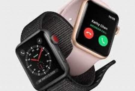 اپل در فروش ساعتهای هوشمند کم آورد!