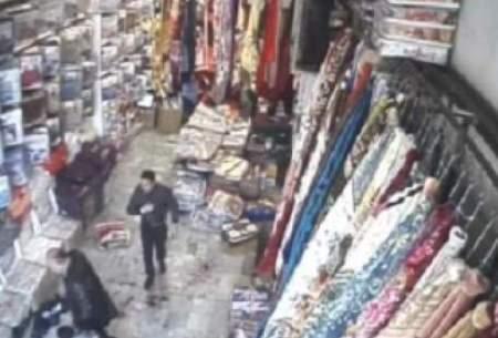 پلیس در جست و جوی قاتل فراری