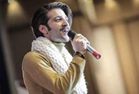 حمید هیراد هم کنسرت خیابانی میدهد