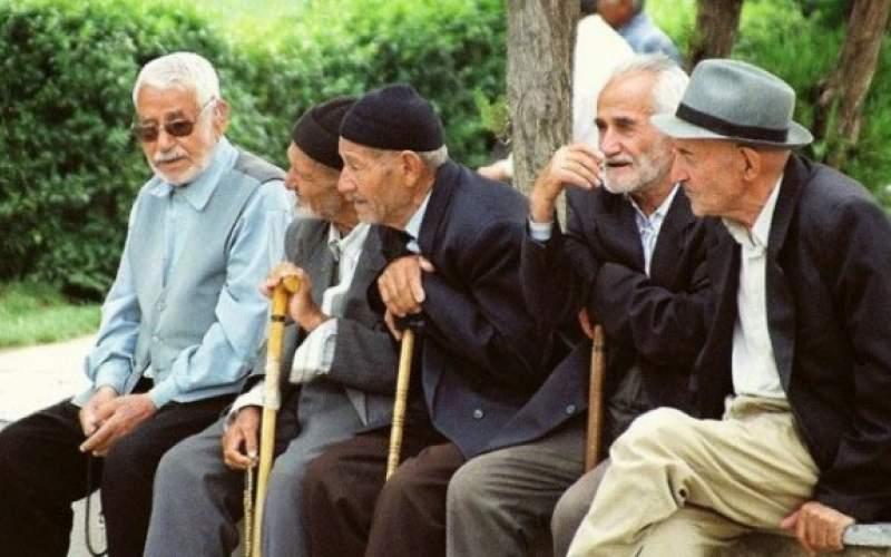 افزایش جمعیت سالمند در ایران