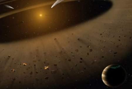 کشف دیوار هیدروژنی در مرز منظومه شمسی