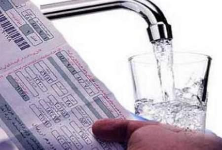 هر متر مکعب آب چند؟