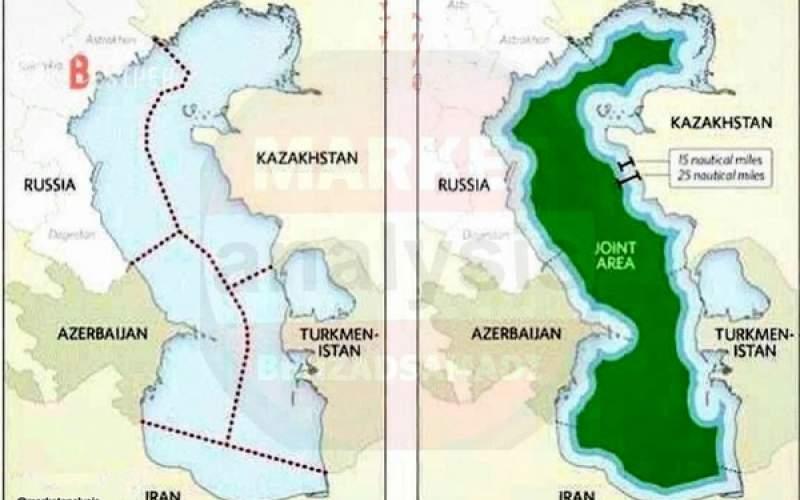 سهم نفت و گاز ایران در خزر هنوز مبهم است