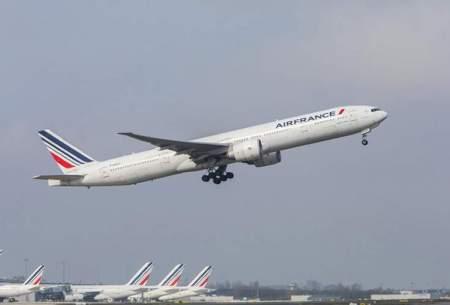 فرانسه هم پروازها به ایران را متوقف میکند
