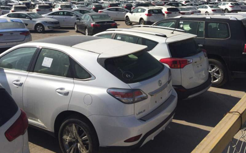 تازهترین قیمت خودروهای وارداتی در بازار