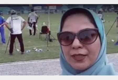 ماجرای اخراج گزارشگر صدا و سیما از جاکارتا