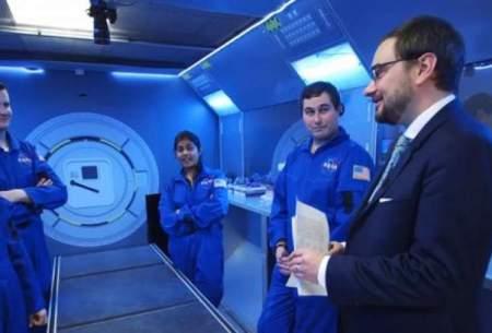 کنترل شرایط اورژانسی پزشکی در فضا