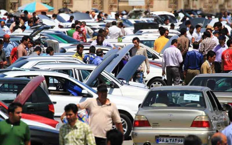 قیمتهای تخیلی در بازار خودرو