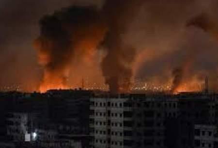 200 حمله اسراییل با 800 موشک به اهداف ایرانی در سوریه در 2 سال گذشته