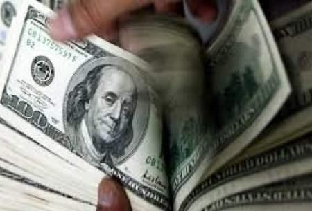 فاصله ۱۸۰۰ تومانی دلار از صرافی تا دلالی
