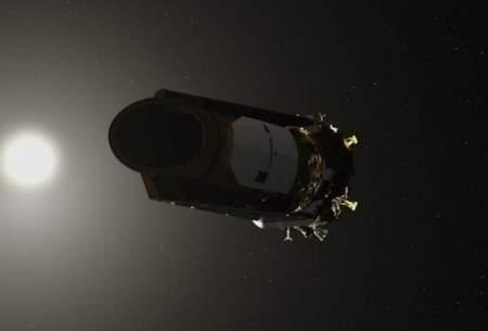 """استفاده ناسا از آخرین نفس تلسکوپ """"کپلر"""""""