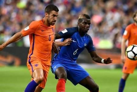 پیروزی سخت قهرمان جام جهانی برابر هلند