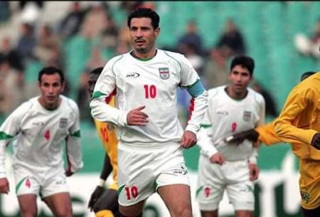 دایی، بهترین مهاجم تاریخ جام ملتهای آسیا