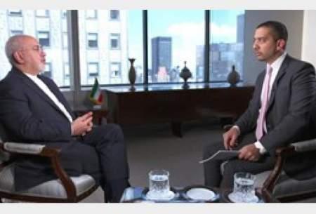 ظریف: در سیاست هرگز نگویید هرگز!
