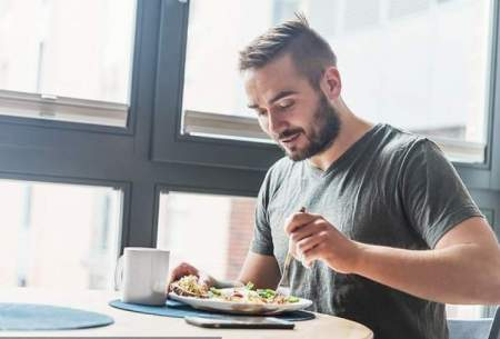شناسایی سیگنال مغزی موثر در انتخاب غذا