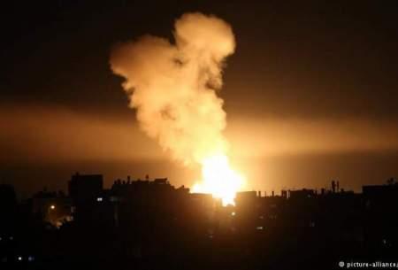 جزييات درگيري اسراييل و حماس در نوار غزه
