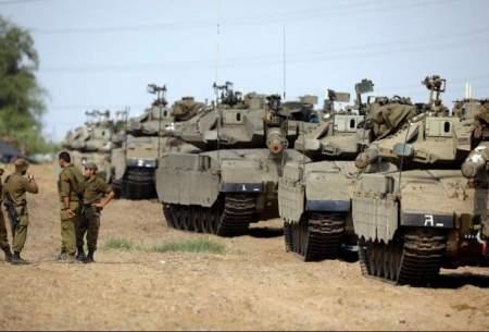 احتمال  حملها زمینی اسرائیل به نوار غزه