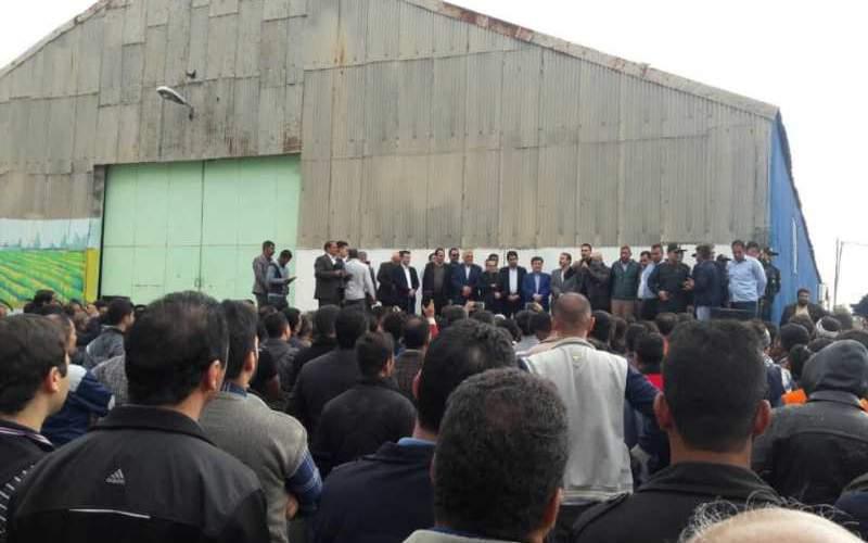 بیست و هفتمین روز اعتراض کارگران هفتتپه