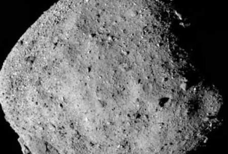 کشف آب روی سیارک «بن نو»