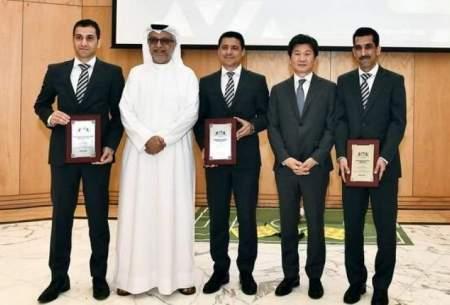 جوایز برترین داوران آسیا اهدا شد