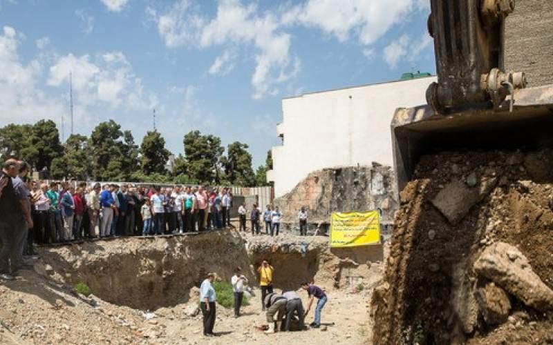 تاخیر در اجرای عملیات ساخت پلاسکو