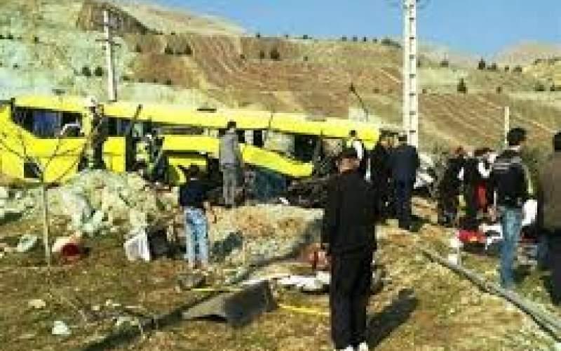 راننده اتوبوس مرگ؛ سکته نکرده بود
