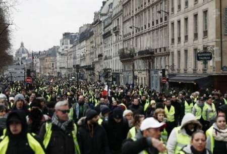 """طرحهای جدید فرانسه برای سرکوب""""جلیقهزردها"""""""