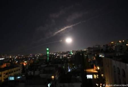 حمله مجدد جنگندههای اسرائیل به سوریه