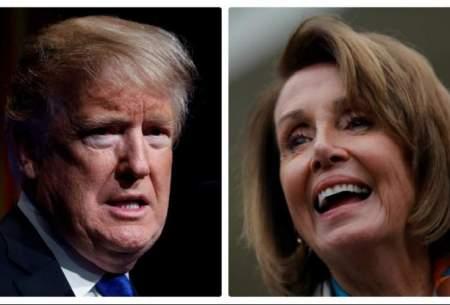 ترامپ سفر خارجی رئیس مجلس را لغو کرد