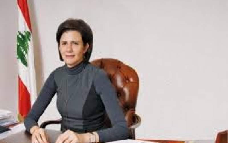 برای اولین بار درلبنان یک زن وزیر کشور شد