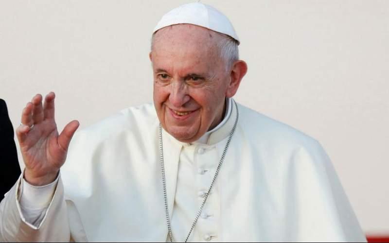 نخستین پاپ به عربستان سفر میكند