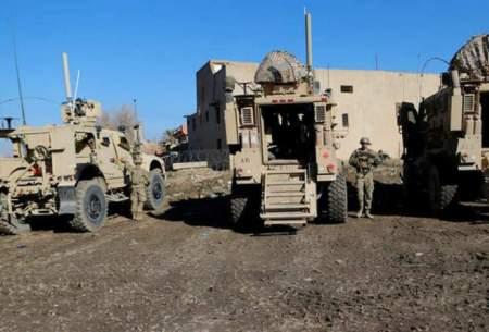 استقرار ادوات نظامی آمریکادرمرز عراق باسوریه