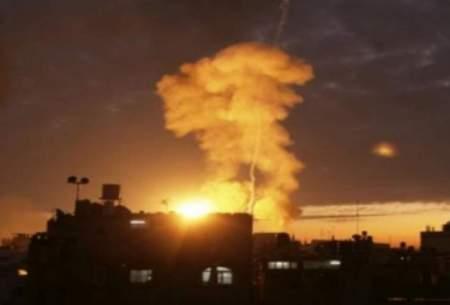 اسراییل، استان قنیطره سوریه را هدف قرار داد
