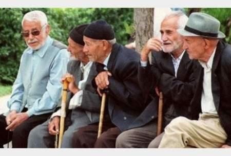 سونامی سالمندی در ایران طی ۲۰ سال آینده