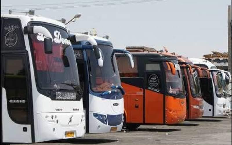تغییر شیوه افزایش قیمت بلیت اتوبوس