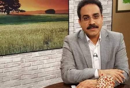 مجری تلویزیون: گلزار دچار توهم شده است