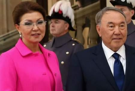 دختر نظربایف رئیس مجلس سنای قزاقستان شد!