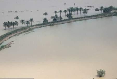 ارسال ۲۶فروند شناور به منطقه سیلزده خوزستان