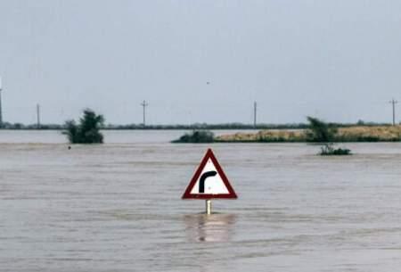 خطر آلودگی نفتی بر اثر سیل خوزستان