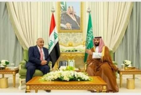 عبدالمهدی: توسعه روابط عراق و عربستان