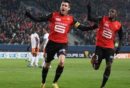 رِن قهرمان جام حذفی فرانسه شد